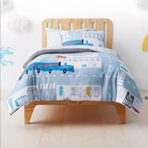 Pillowfort Road Map Comforter Set Truck NWT on map sheet, map home decor, map drawing, map market garden, map paper, map quilt, map furniture, map gallery wall, map blanket, map games, map travel, map office decor, map wallpaper, map room ideas, map pillow, map dishes, map crib set, map baby nursery, map shower curtain, map themed bedroom,